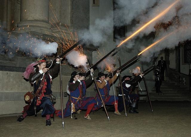 Střelba v Senátu, via Flickr.