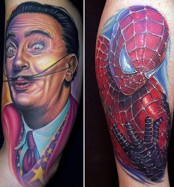 13 best images about chris nu ez tattoo on pinterest for Famous tattoo artists nyc