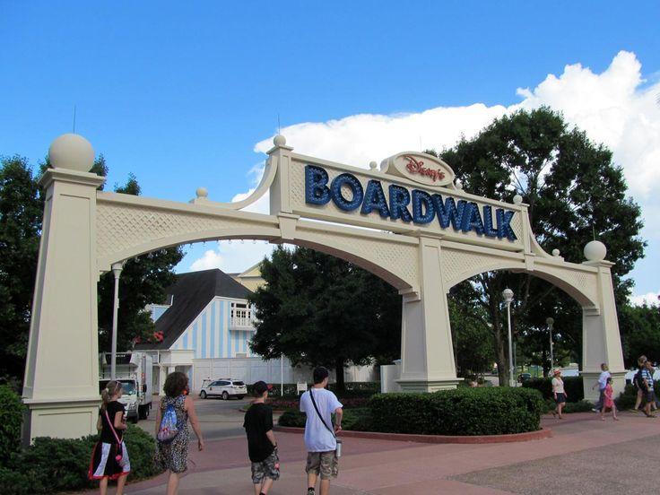 Voici une galerie de photos qui ont été prises au Disney's Boardwalk durant nos voyages à Walt Disney World en Floride.