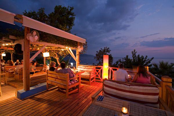Buzz beach bar Oludeniz {must try}