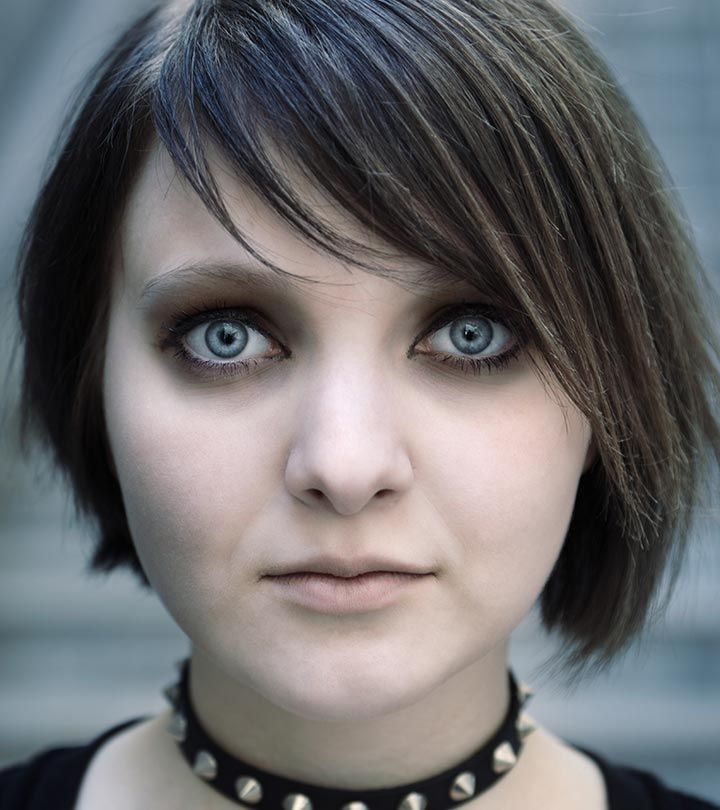 Emo Makeup Tutorial And Tips!