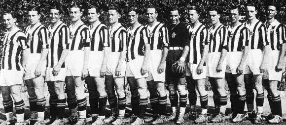 Juventus 1930-1935 - il quinquennio