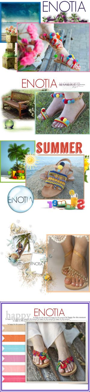 ENOTIA by barbara-996 on Polyvore featuring Post-It