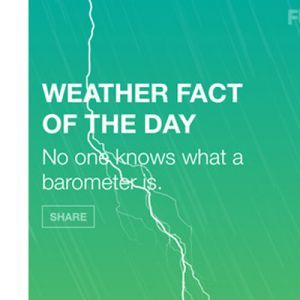 Funny or Die Weather, Aplikasi Cuaca Berpadu Humor-Humor Segar