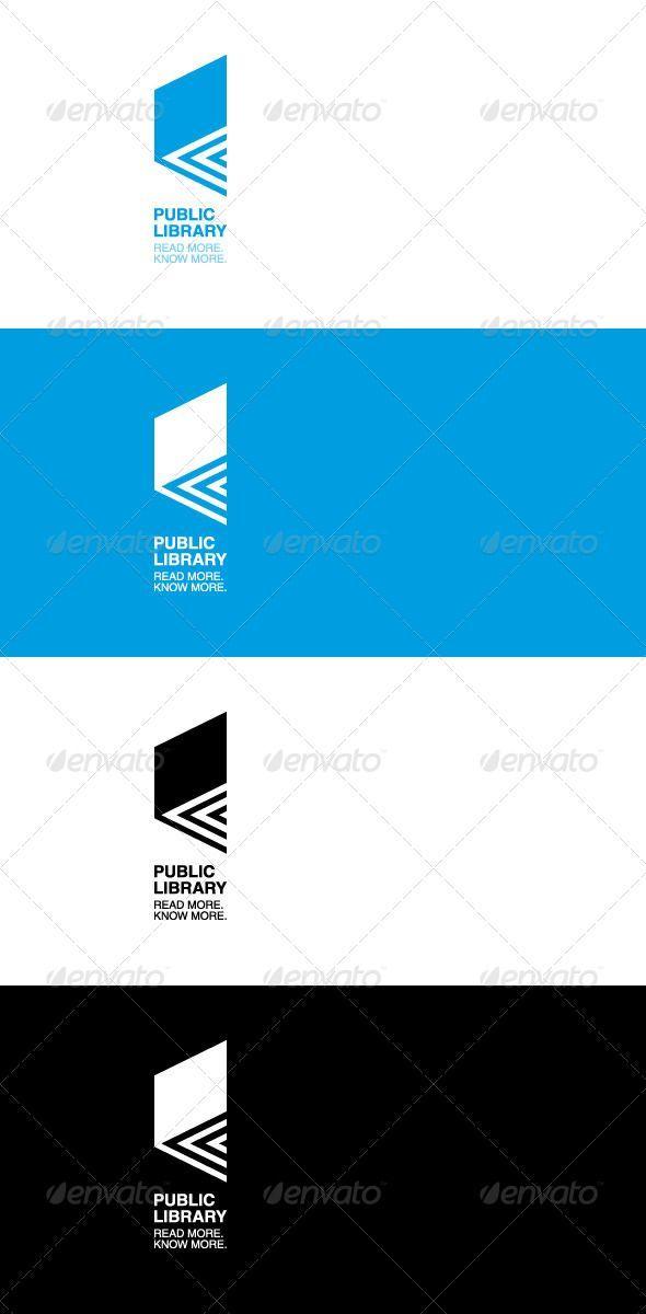Book Logo academy, blue, book, book sell, book seller, book shop, books, bookstore, clean, college, contemporary, e-book, e-books, ebook, ebooks, education, learning, library, logo, memorable, minimal, modern, publisher, publishing, school, simple, symbol, university, vertical, Book Logo:
