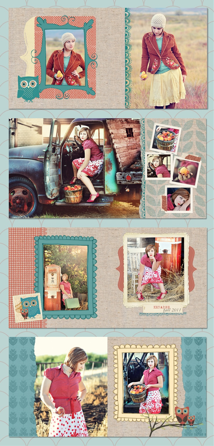 photobook page