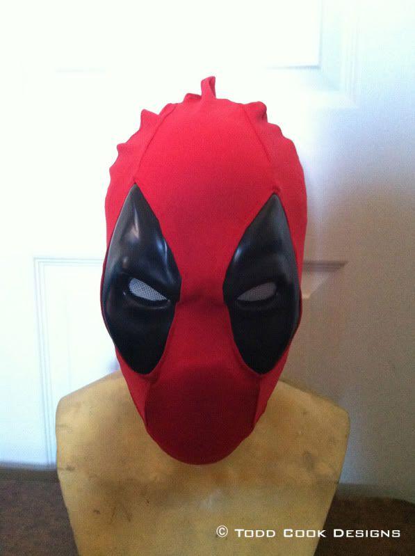 11 best deadpool images on pinterest marvel comics marvel video game style deadpool mask deadpool maskdeadpool costumedeadpool stuffcosplay diycosplay solutioingenieria Images