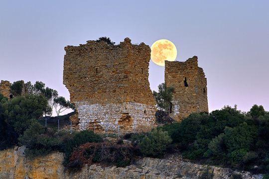 Visit Greece  Avantas #castles #Alexandroupoli #Thrace #greekcastles #greece