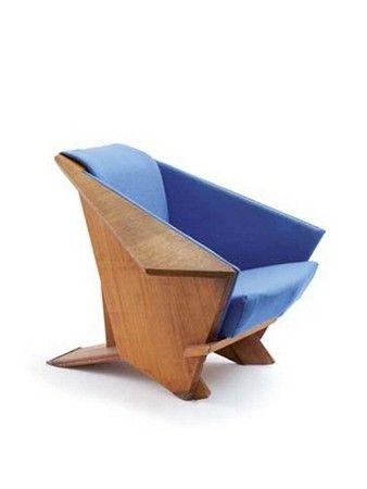 Frank Lloyd Wright - Chairs