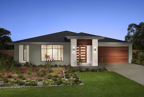 Our Home Designs - The Hartley : Dennis Family Homes