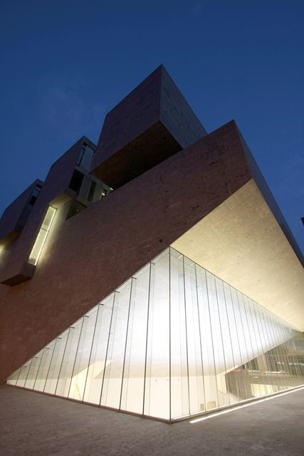The New Faculty Building At Bocconi University - Picture gallery