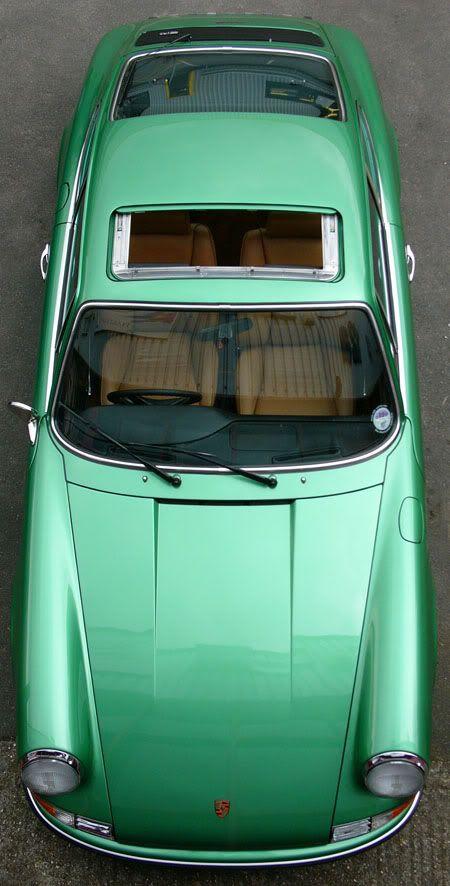 mean green machine.