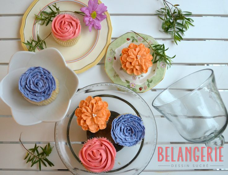 Cupcakes by Belangerie