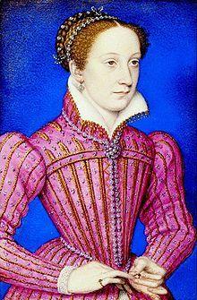 María I de Escocia - María Estuardo viuda vuelve a Escocia para hacerse cargo del trono.