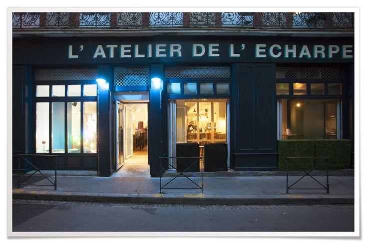 L'atelier de l'écharpe #boudutoulouse #food #visiteztoulouse