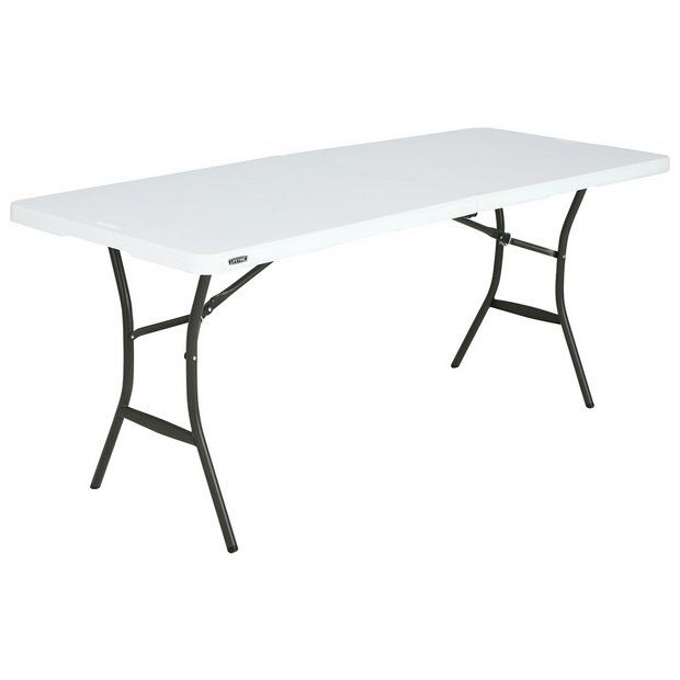 Buy Lifetime 6ft Folding Plastic Camping Table Camping Tables