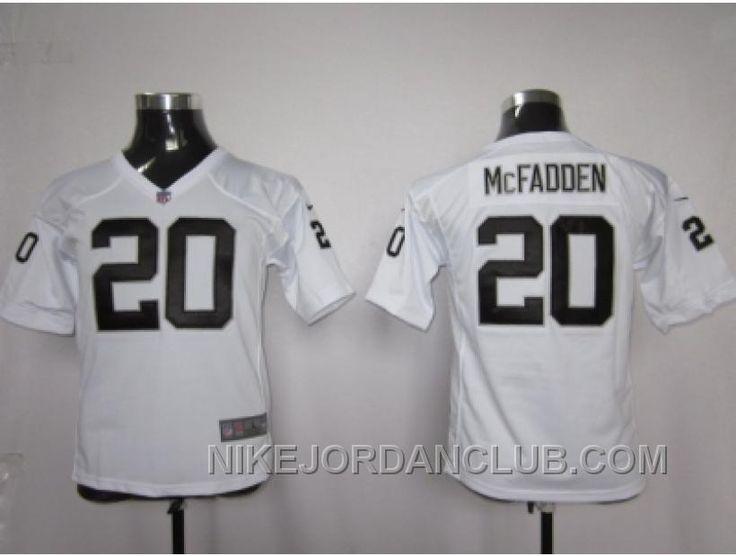 http://www.nikejordanclub.com/nike-youth-nfl-jerseys-oakland-raiders-20-mcfadden-white-2ar4y.html NIKE YOUTH NFL JERSEYS OAKLAND RAIDERS #20 MCFADDEN WHITE 2AR4Y Only $23.00 , Free Shipping!