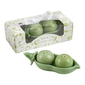 Two peas in a pod...great wedding shower gift...$4