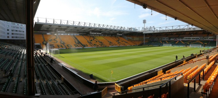 Carrow Road - Norwich City FC