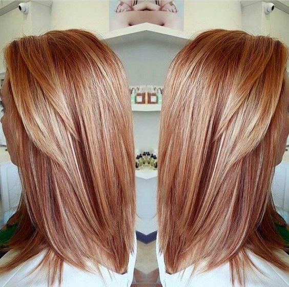 awesome Красивое мелирование на светлые волосы (50 фото) — Темное и светлое окрашивание