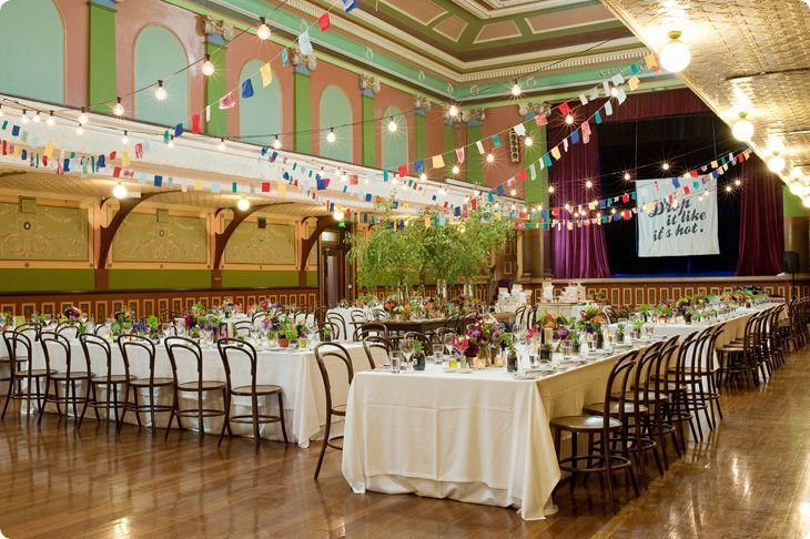 Cheap Wedding Ideas Melbourne: 21 Best Fitzroy Town Hall Images On Pinterest