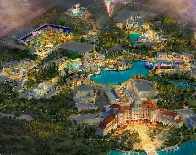 Universal Studios Beijing In 2021 Universal Studios Islands Of Adventure Universal Studios Florida