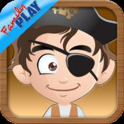 Pirate Jigsaw Puzzles A Pirate Puzzle Game For Kids And Toddlers