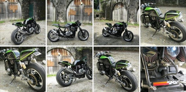 Kawasaki 1100 ZRX by Ruleshaker