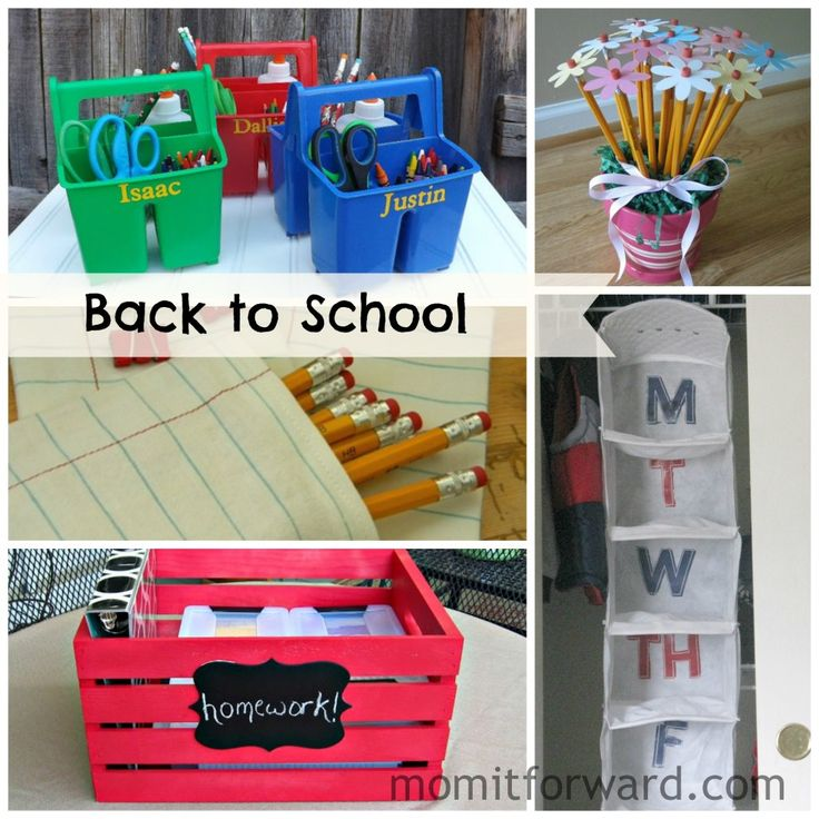 Back to School Craft Projects: Bring It On! | MomItForward.com