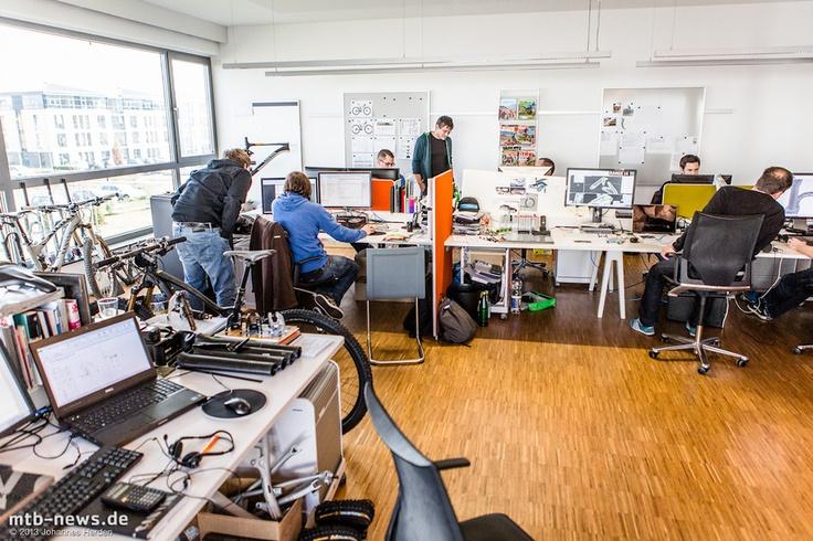 Im Entwickler-Büro