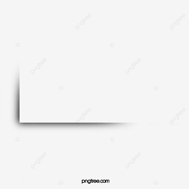 Creative Border Shadow White Paper Box Shadow Border Shadow Png Transparent Clipart Image And Psd File For Free Download Black And White Cartoon Shadow Clip Art Borders