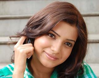 Samantha is Suriya's heroine