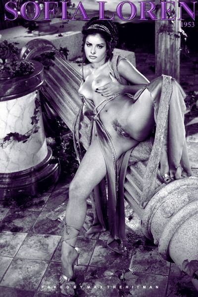 Ass sophia loren