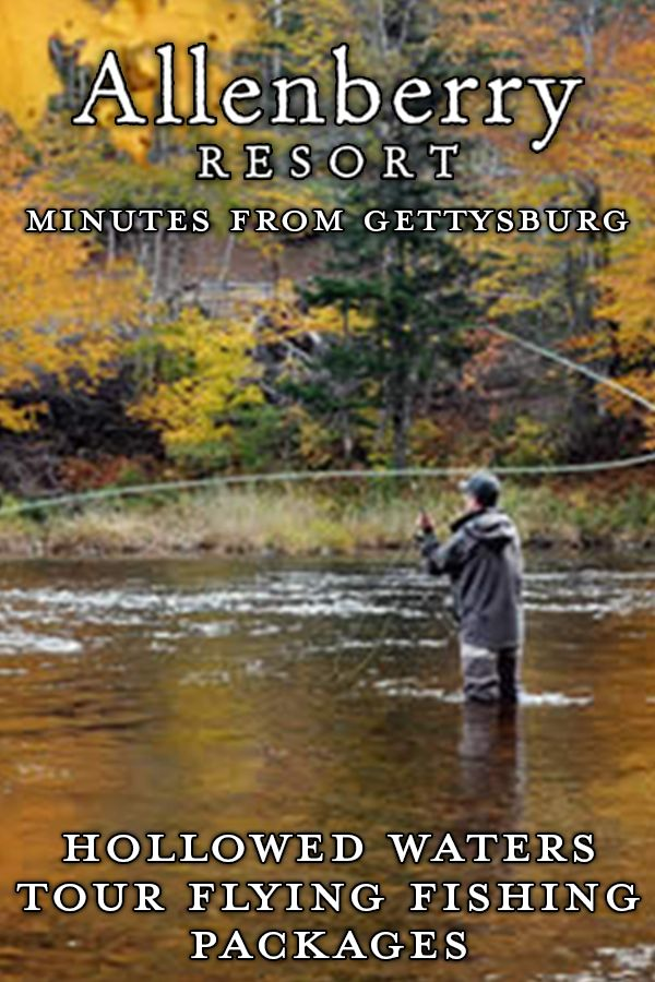 Hallowed Waters Tour Fly Fishing Vacation Time Tours