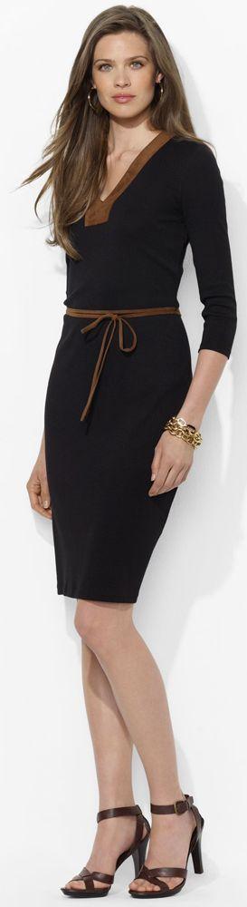 modelito adorable con esos detalles al escote y cintura.