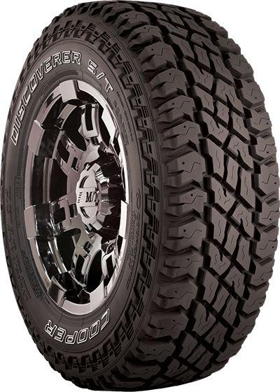 Cooper Tire & Rubber Company - Discoverer S/T MAXX™ LT265/75R16 E