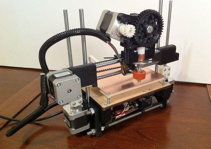 Printrbot, a cheaper 3D printer