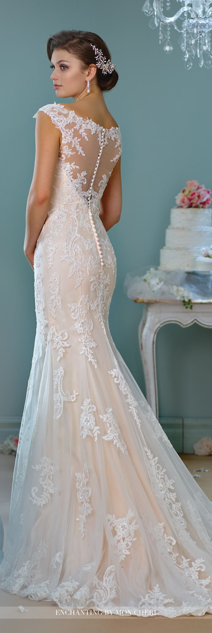 17 Best ideas about Wedding Gown Lace on Pinterest | Lace wedding ...