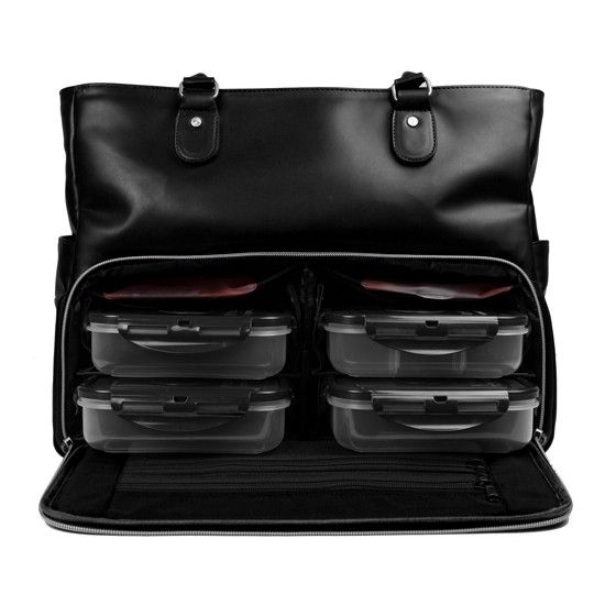 Renee Tote by 6 pack bags. Don't leave home without FOOD!!