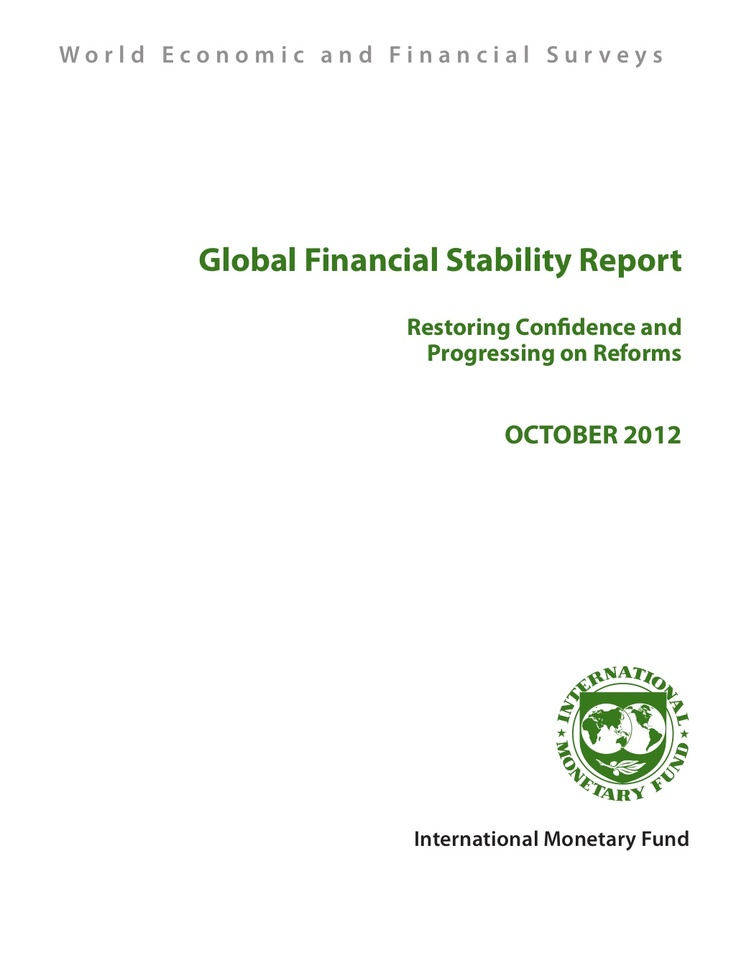 global-financial-stability-report by Spyros Langkos via Slideshare