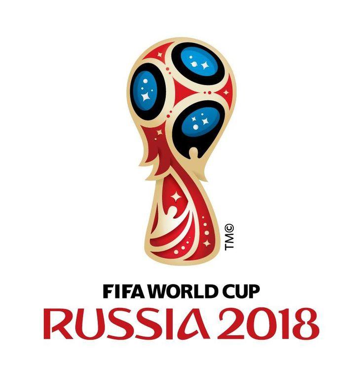 logotipo mundial futbol rusia 2018