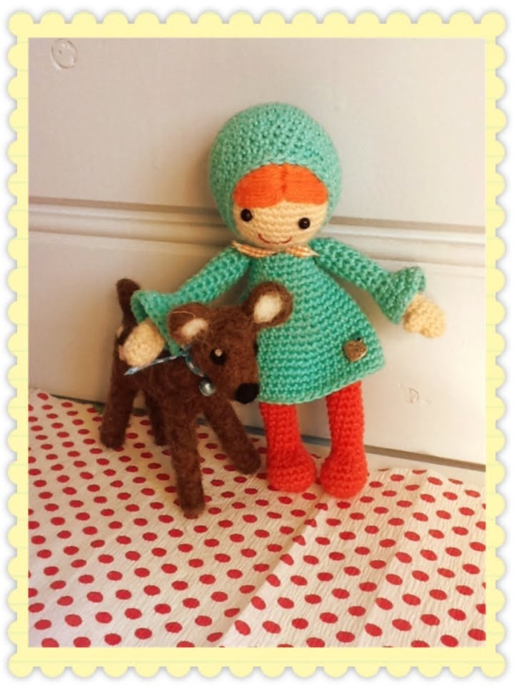 427 best images about Amigurumi dolls -small on Pinterest