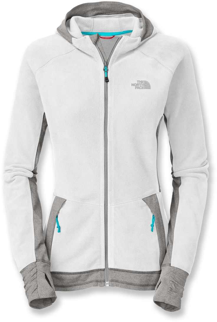 The North Face Laura Hybrid Hoodie - Women's - thumb gaiters are ALWAYS loveable