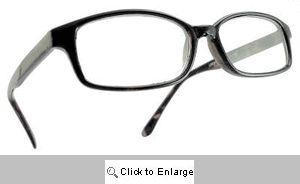 Mrs. Jones Reading Glasses - 208 Black