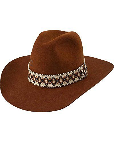 57e5424236b Charlie 1 Horse Women s Dance Hall Cowgirl Hat - Cfdnch-2134-01 Felt 3-1 2″  brim Stylish hat band Famous Words of Inspiration...