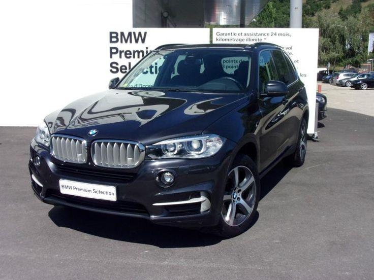 A VENDRE #bmw X5 : Break - 5 portes - Diesel - 45 900 km - Boîte Auto - 2014. En savoir plus sur cette #BMW d'occasion : https://manouvelleauto.com/annonce-voiture-occasion/bmw/x5/ref-14059