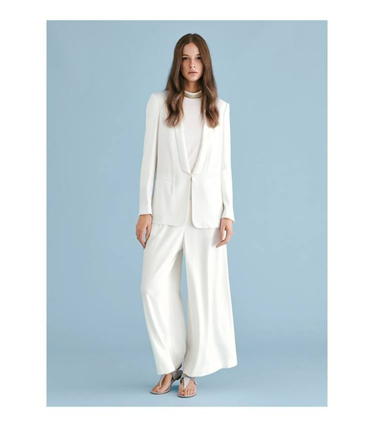 Spring / Summer 2016 Collection in white #SS16