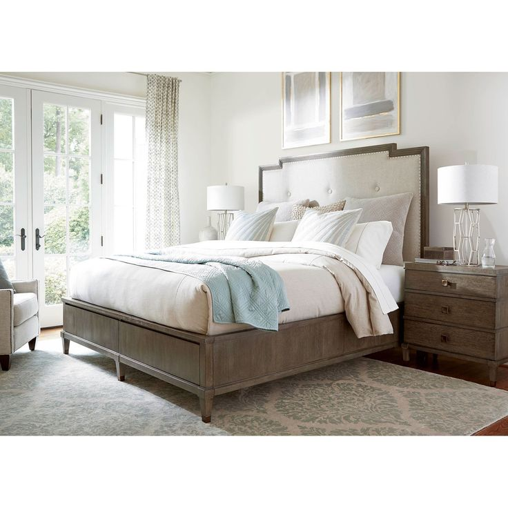 universal furniture harmony king bed 507233a  discount