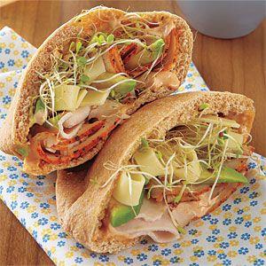 ... lunch recipe mozzacado sandwich recipes from the kitchn thekitchn com