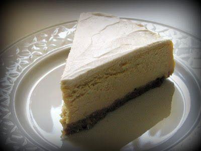 Thermomix Tarif Defterim: New York Cheesecake